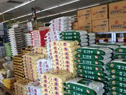 rice supply